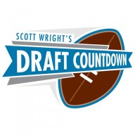 Draft Countdown Logo